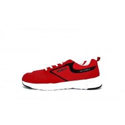zapatilla deportiva para hombre energy return fabricada por Nicoboco en color rojo